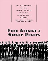 Fred Astaire and Ginger Rogers Blu-ray Box Musical Hollywood Japan New 29