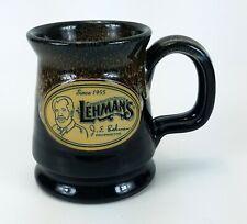 2017 Lehman's Deneen Pottery Drip Glazed Mug
