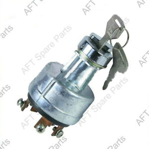 Aftermarket SK250-6 Starting Ignition Switch with 6 Feets for Kobelco Excavator