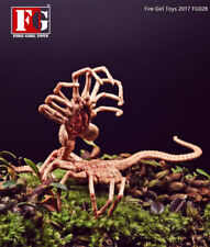 Fire Girl Toys 1/6 Predalien Chestburster Facehugger Model 12'' Figure Accessory