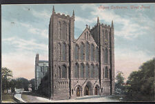 Yorkshire Postcard - Ripon Cathedral, West Front    A4319
