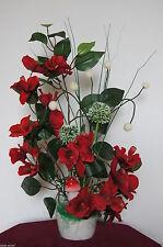 Handgefertigte Deko-Blumen & künstliche Pflanzen fürs Badezimmer