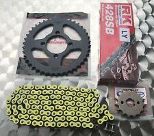 Kettensatz RK 428 SB Honda CBR 125 R, CBR125, JC34, JC39, Bj. 04-10, 15-42-124