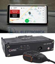 Vgt Vr-N 7500 Transceptor Doble Banda Fm 144/430 MHZ 50W Control Via App
