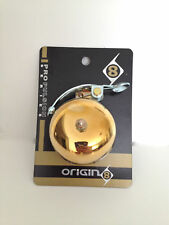 BICYCLE BIKE TIME CLOCK BRASS BELL FREE SHIPPING NEW