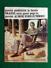 PY113 Pubblicità Advertising Clipping 24x19 cm (1980) PUEBLO SCARPE R.BETTEGA