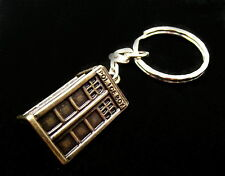 Police Box Keyring - Great Gift for Dr Who Fan! Tardis