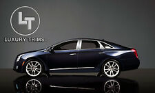 Cadillac XTS Stainless Steel Chrome Pillar Posts by Luxury Trims 2013-2019 (6pc)