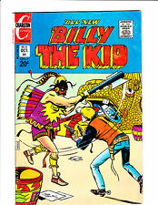 """Billy The Kid  No.95   : 1972 :    : """"An Ancient Curse"""" :"""