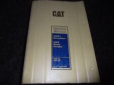 CAT CATERPILLAR 330D L EXCAVATOR 330D WASTE HANDLER SERVICE SHOP REPAIR MANUAL