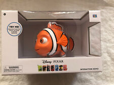 Disney Pixar Interaction Nemo Finding Nemo Interactive Talking Figure Doll NEW