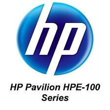 HP Pavilion Elite HPE-100 series system repair (Factory Recovery)