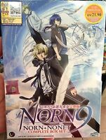 Norn9: Norn Nonet (VOL.1 - 12 End) ~ All Region ~ Brand New & Factory Seal ~
