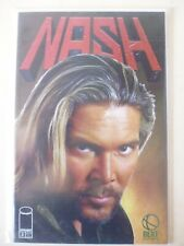 NASH ISSUE # 2. PHOTO COVER. IMAGE COMICS. N.MINT