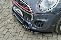 Sonderaktion Spoilerschwert Frontspoiler Cuplippe ABS MINI Cooper JCW F55 F56