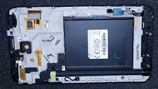 Samsung Galaxy Note GT-N7000 Black Display Touchscreen Digitizer Frame Assembly