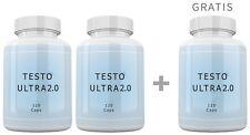 Anabol Testo Booster Extrem  Muskelaufbau No Steroid Kaufe 2 +1 Gratis Schnell