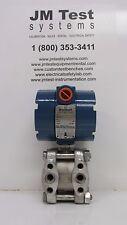 "Rosemount  Differential Pressure Transmitter 1151DP5E12T0427PB 0-750"" H2O BR"