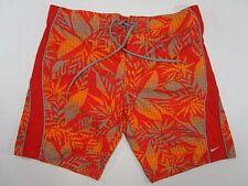 Men's NIKE Swim Trunks suit Large  tropical board short