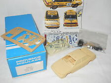 Subaru LEGACY RS rally suede sweeden Camel 1992 1/43 kit Provence Moulage PM