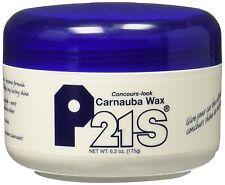 P21S Concours Look Carnauba Wax - 6.2 oz Jar