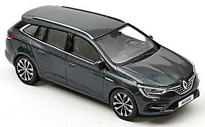Renault Megane Estate IV 2020 Titanium Grey grau metallic 1:43 Norev 517787