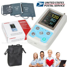 US Seller,Ambulatory Blood Pressure Monitor ABPM50 USB NIBP Software 3 Cuffs,FDA