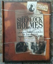 Case Notes of Sherlock Holmes Official H/B Edition by Dr John Warson