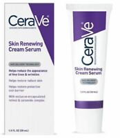 CeraVe Skin Renewing Retinol Face Cream Serum for Fine Lines and Wrinkles - 1oz
