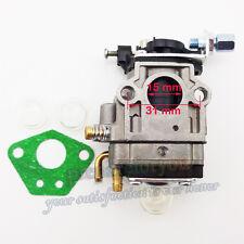 Carburateur ajustement 43cc 49cc motovox MVS10 carb X1 X3 FS529 FS509 super pocket bike