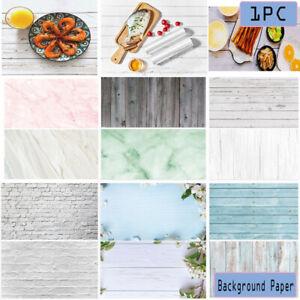 Photo Studio 58X86cm 2sides PVC  Photography Wood Printing Backdrops-Background