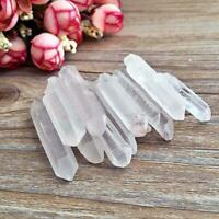 100g Lot  Clear Quartz Crystal Point Natural Wand Specimen Reiki Healing Stone