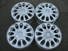 4x Alufelgen 5,5JJx14 5x114,3  ML67mm ET45 Mazda 626 , Premacy   # 8051