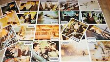 L' ODYSSEE DU HINDENBURG !  jeu 20 photos cinema lobby cards 1975