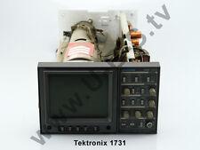 Tektronix 1731-waveform monitor