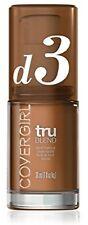 CoverGirl TruBlend Liquid Makeup, Honey Beige [D3] 1 oz