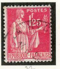 STAMP / TIMBRE DE FRANCE OBLITERE TYPE PAIX N° 370