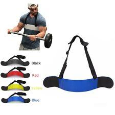 Arm Blaster isolator bar bomber Barbell Fitness Weight Lifting Training*