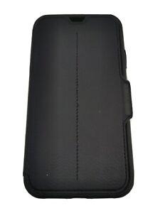 OtterBox Strada iPhone XR Folio Phone Case - Black