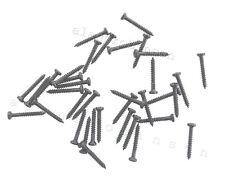 100 track screws 6mm suit oo gauge Hornby Peco Fleischmann profi alt track pins