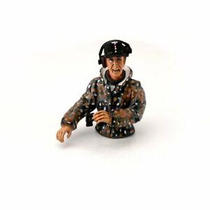 Torro  1/16 Figure German WW2 Tank Commander Summer Camouflage
