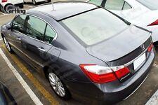 COLOR PAINTED # NH797M F-Design ROOF SPOILER for 2013+ ACCORD 9th  4-DOOR SEDAN