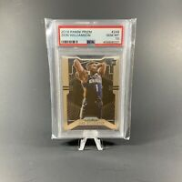 2019 PANINI PRIZM #248 ZION WILLIAMSON RC Rookie PSA10 GEM MINT PELICANS HOT!!!!