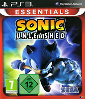 PS3 Spiel Sonic Unleashed NEU&OVP Playstation 3