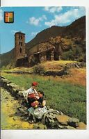 BF29985 valls d andorra canillo esglesia roamanica   front/back image