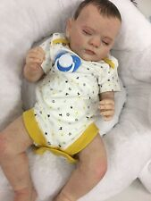 Baby boy reborn doll includes dummy,blanket,bottle comforter all gift wrapped 🎁
