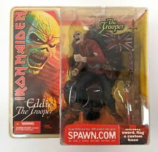 McFarlane Iron Maiden Eddie THE TROOPER Figure MOC NEW 2002