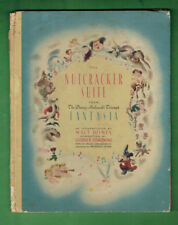 #T93.  WALT DISNEY NUTCRACKER SUITE FANTASIA MUSIC BOOK