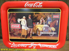 Coca Cola Touring Car Tray
