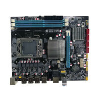Runing X58V310S1 MATX Motherboard LGA 1366 Processor X58+ICH10 32GB 2 DIMM DDR3